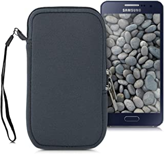 kwmobile Neoprene Phone Pouch Size M - 5.5