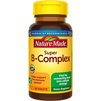 Nature Made Super B Complex Tablets (60 Count)