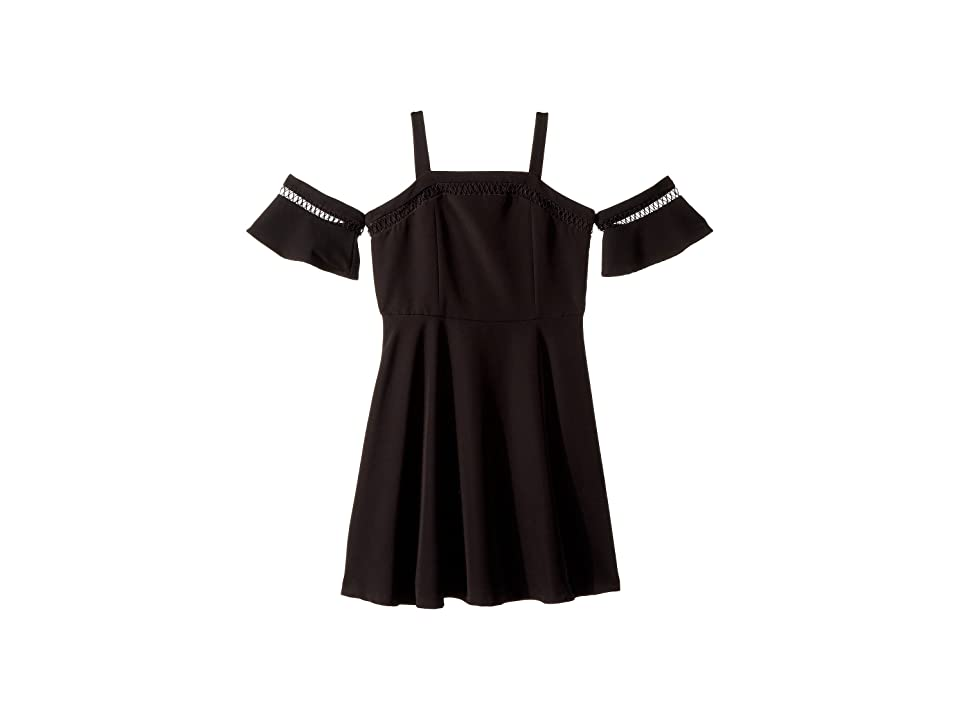 Bardot Junior Isla Dress (Big Kids) (Black) Girl