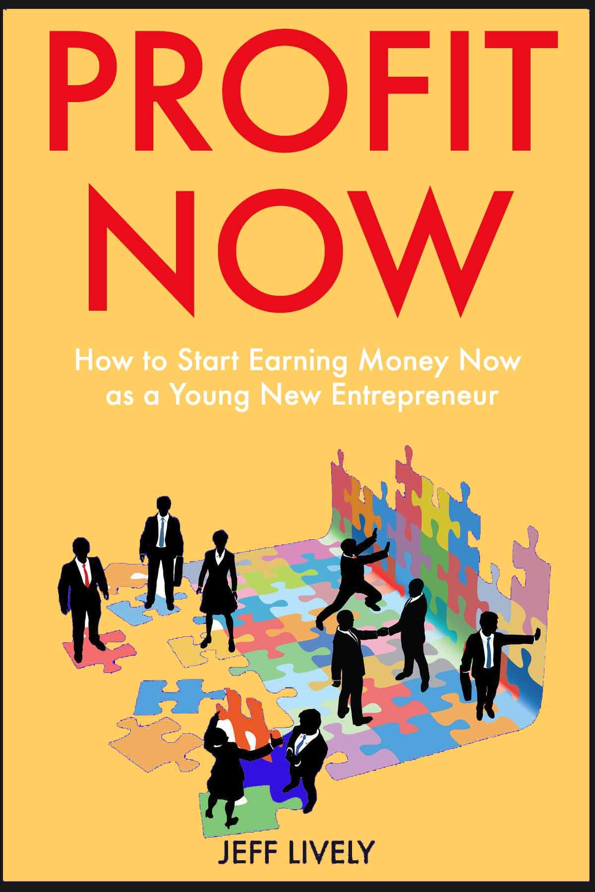 Profit Now (2019 Business for Beginners): How to Start Earning Money Now  as a Young New Entrepreneur