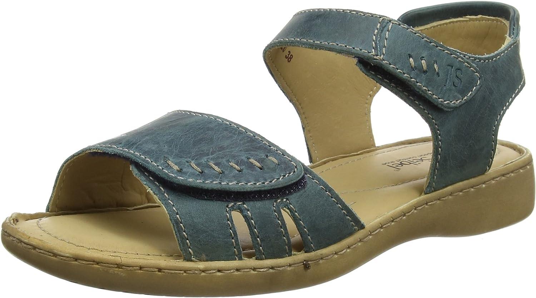 Josef Seibel Womens Lisa 01 Leather Sandals