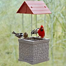 Heath Outdoor Products M55859 Infinity Bird Feeder With Stainless Steel Scoop
