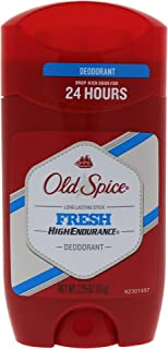 Old Spice High Endurance Deodorant Long Lasting Stick Fresh 2.25 Ounce