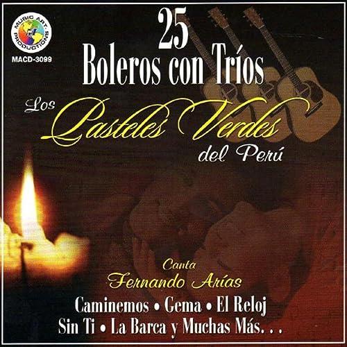 25 Boleros Con Trios