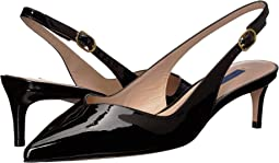 ef91a00a2 Black slingback pumps