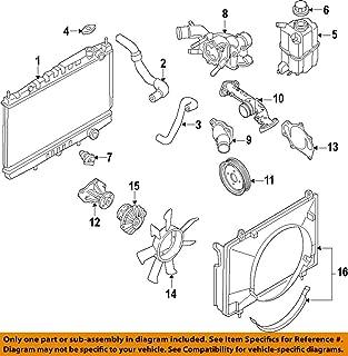 Nissan 21014-7S000, Engine Water Pump Gasket
