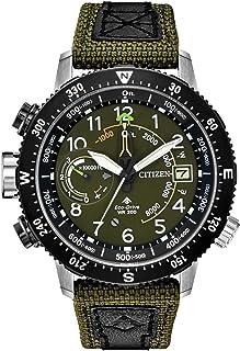 Citizen - Promaster Altichron BN5050-09X - Reloj de cuarzo para hombre, color caqui