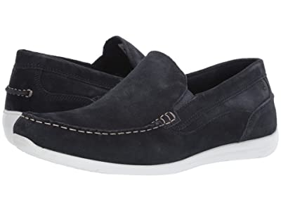 Rockport Cullen Venetian (New Dress Blues Suede) Men