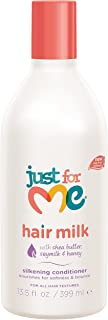 Just For Me Conditioner Hair Milk Silkening, 13.5 Ounce