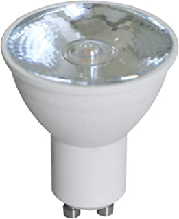 Laes Bombilla Dicroica LED GU10, 7 W, Blanco, 50 x 56 mm