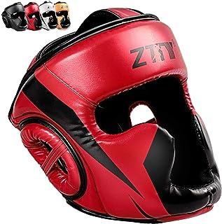 ZTTYヘッドギア ボクシング スパーリング用 格闘技 練習 用