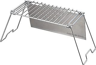 キャプテンスタッグ(CAPTAIN STAG) 五徳 ゴトク テーブル グリルスタンドテーブル 風防付き UG-30