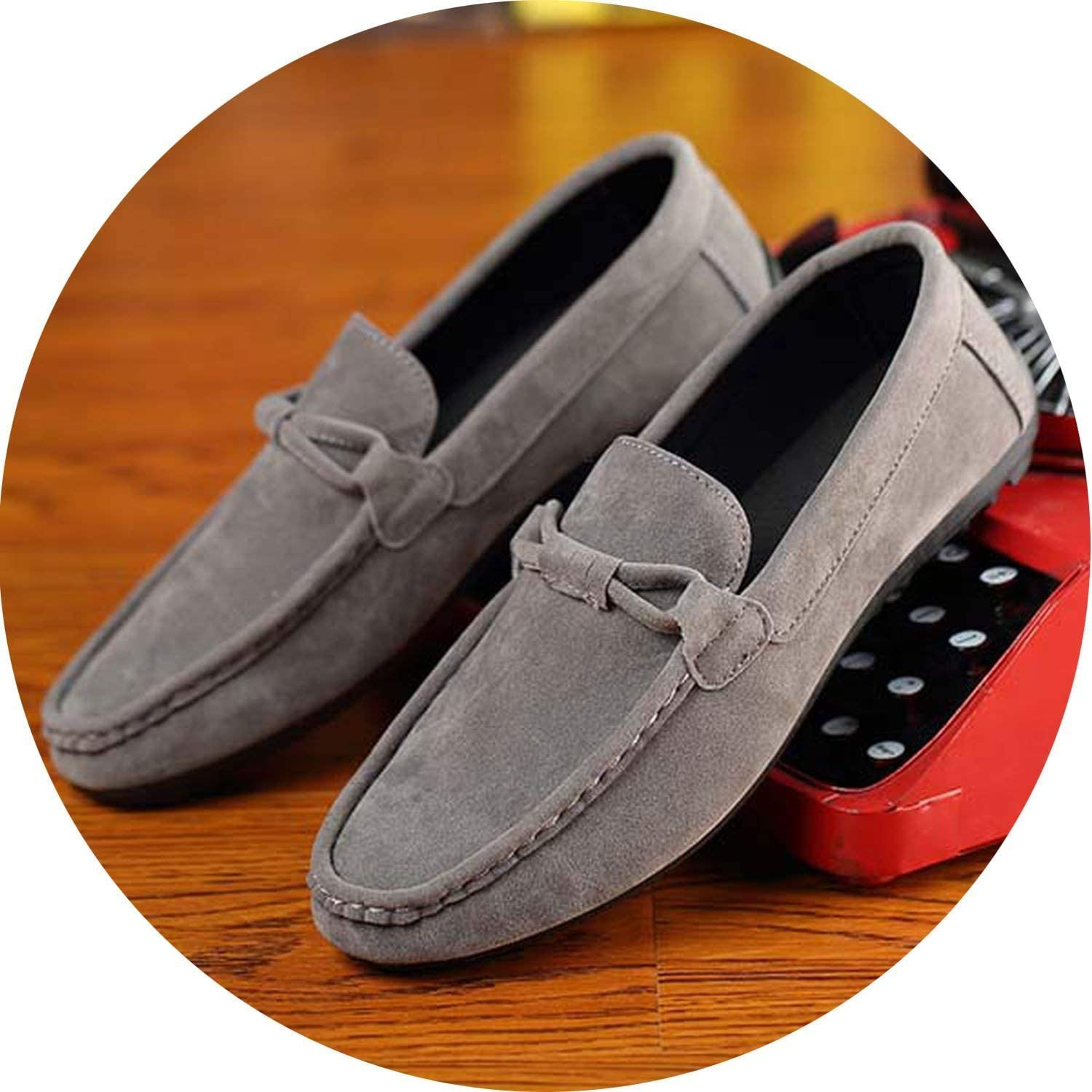 Romantico New Spring Summer 2019 Driving Comfortable Casual shoes Men Flats Moccasins Slip On Loafers Men Oxfords shoes