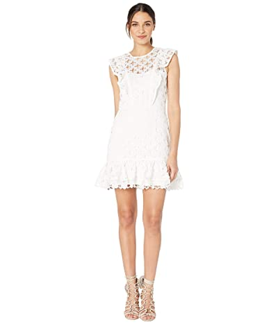 Bardot Ricky Lace Dress (Ivory) Women
