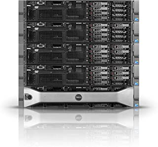 Dell PowerEdge R710 Server | 2x2.80GHz X5660 | 32GB | PERC6i | 4X 300GB (Renewed)