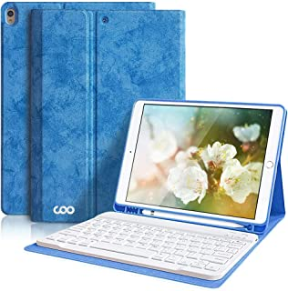 iPad Pro 10.5 Keyboard Case for iPad Air 3 10.5