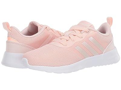 adidas Kids QT Racer 2.0 (Little Kid/Big Kid) (Pink Tint/Pink Tint/Footwear White) Girls Shoes