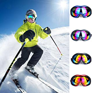 Yinpinxinmao Outdoor Sports Goggles UV Protection Single Lens Skate Cycling Ski Glasses Eyewear