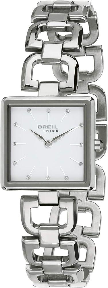 Orologio breil per donna,in acciaio inossidabile EW0422