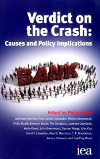 Verdict on the Crash: Causes and Policy Implications (IEA Hobart)