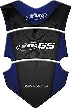 Totalstickers3D - Protector de tanque para moto BMW F 650 GS 2009 - 2012 / GP-302(M) Azul oscuro