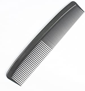 Dynarex Adult Combs, 5 Inches, Black, 240 Count