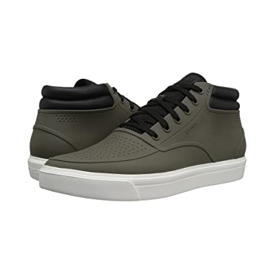 Crocs CitiLane Roka Chukka (Dark Camo Green/White) Men