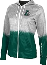 ProSphere Loyola University Maryland Girls' Zipper Hoodie, School Spirit Sweatshirt (Spray Over)