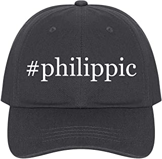 #Philippic - A Nice Comfortable Adjustable Hashtag Dad Hat Cap