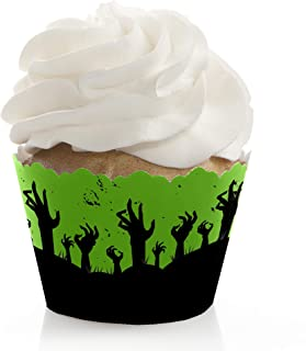 Best zombie cupcake wrappers Reviews