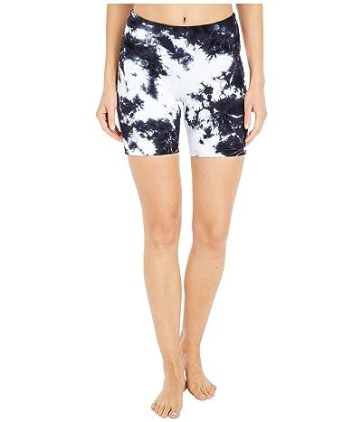 Hard Tail High-Waist Shorts (Supplex Iceberg Wash # 1) Women
