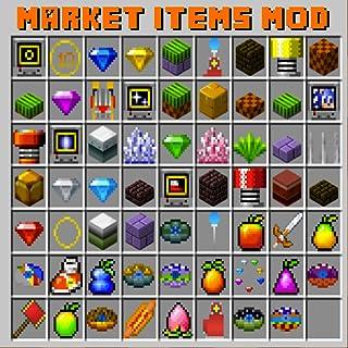 Market Items Mod