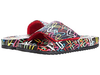 BOBS from SKECHERS Pop Ups 2 (Black Multi) Women
