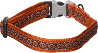 Red Dingo Designer Dog Collar, Small