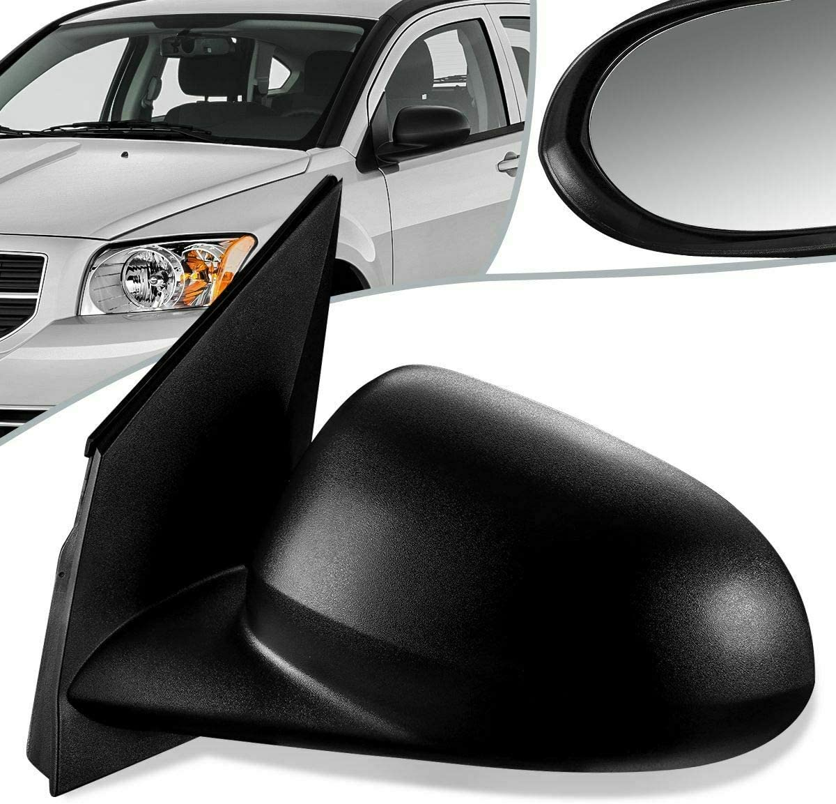 TNNY Hatchback Popular brand in the world OE Style Manual Side cheap Door Left View Mirror LH