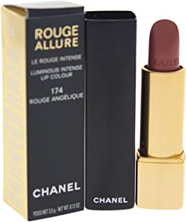 Chanel Rouge Allure Le Rouge Intense 174-Rouge Angélique 3.5 Gr - 1 Unidad