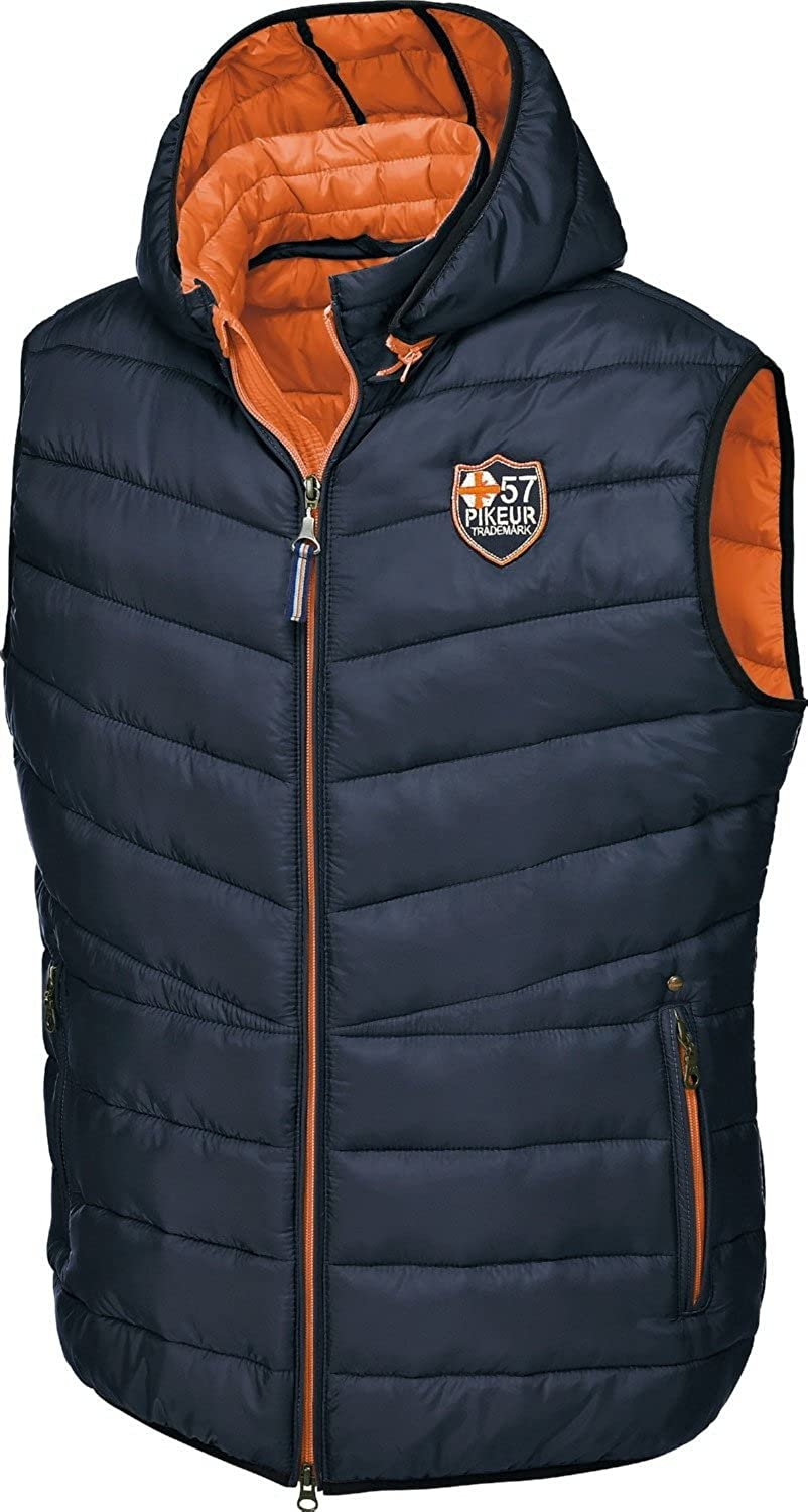 Pikeurmens quilted waistcoat GALENOWINTER 2016