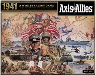 Avalon Hill HAS396870000 Axis and Allies 1941 Board Game