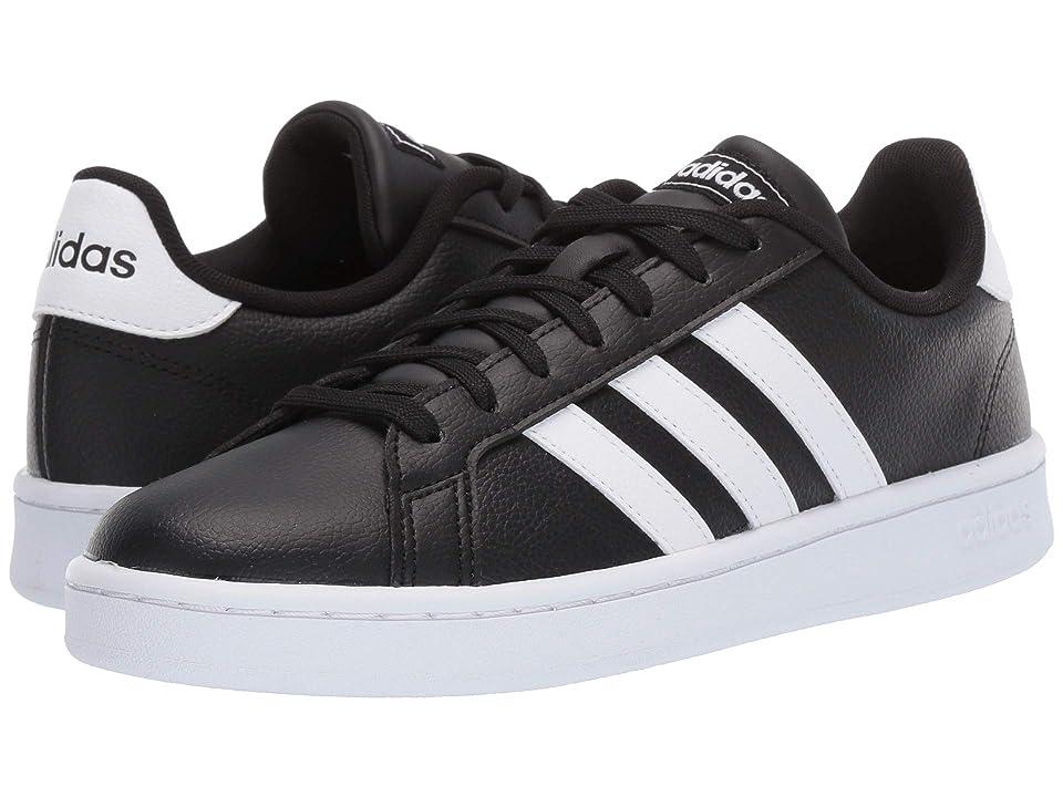 adidas Grand Court (Core Black/Footwear White/Core Black) Women