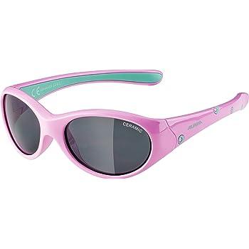 ALPINA Luzy Fahrradbrille Mädchen Sonnenbrille Lifestyle Sportbrille A8571.X.57