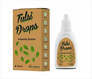 Niyama Panch Tulsi Drops - Immunity Booster - 30 ml