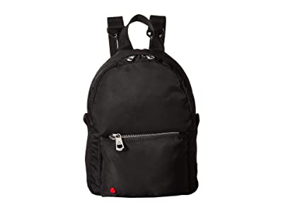 STATE Bags Nylon Hart Mini Backpack (Black) Backpack Bags