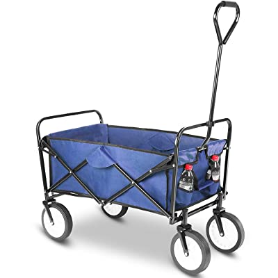 femor Collapsible Folding Outdoor Utility Wagon...