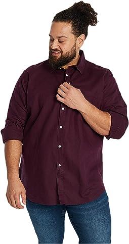 Big & Tall Anders Linen Shirt