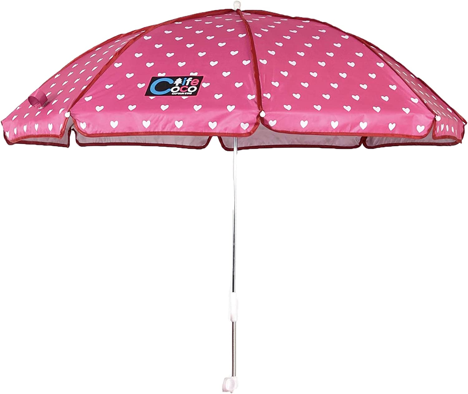 Captain Stagg (CAPTAIN STAG) umbrellas pink UD-15 for umbrellas here Life chair