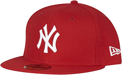 New Era MlB basic NY yankees 59 fifty fitted Chapeau de baseball pour Homme
