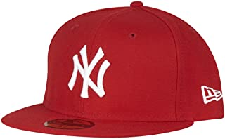 New Era MLB Basic NY Yankees 59Fifty Fitted - Cappello con visiera