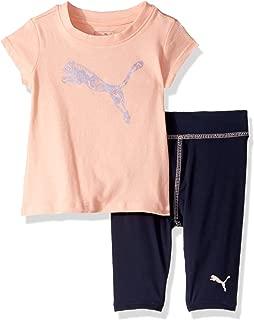 PUMA Baby Girls' Legging Set