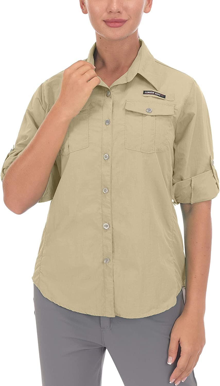 Max 71% OFF Little Donkey Andy Store Women's UPF 50+ Sle Long UV Protection Shirt