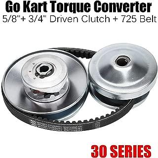 BLACKHORSE-RACING 30 Series BORE GO Kart CVT Torque Converter 3/4